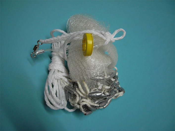 How to Use Hand Cast Net?