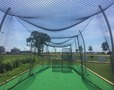 Baseball Net Training Cage