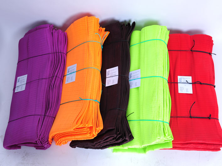 Polyester Raschel Knotless Nets