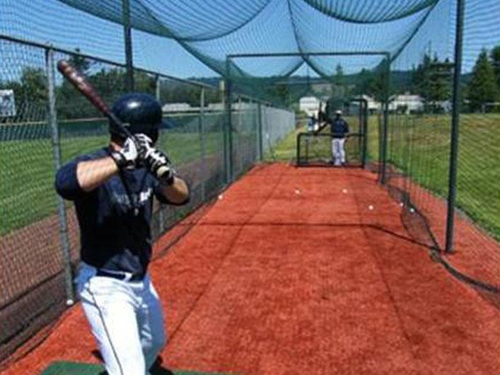 Baseball Net Training Cage