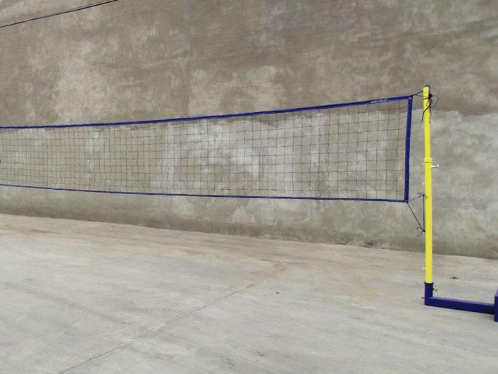 Polyethylene Volleyball Net