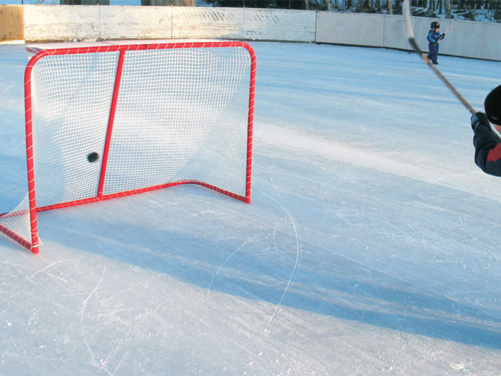 High Strength Nylon Yarn Ice Hockey Net
