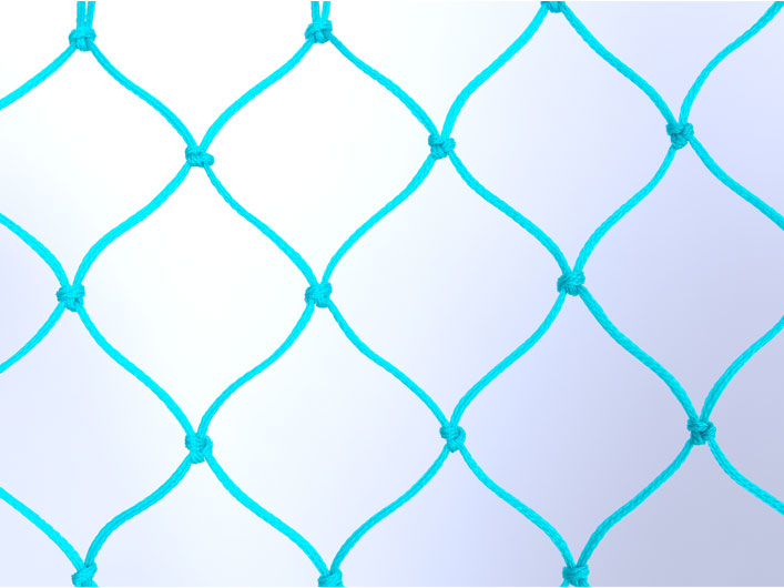 Identification The Quality And Storage Of The Fishing Net